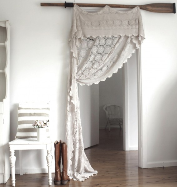 one response to vintage lace curtains